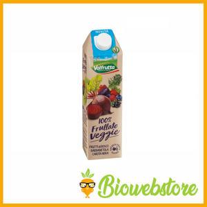 Frullato Veggie 100% - Frutti di Bosco, Barbabietola e carota nera-SOLD OUT