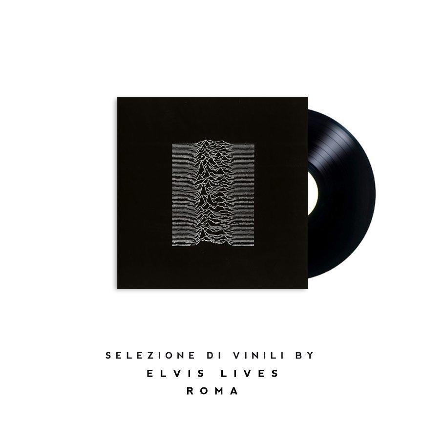 Joy Division - Unknown Pleasure