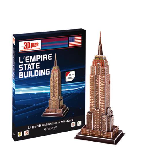 Puzzle 3D L'EMPIRE STATE BUILDING