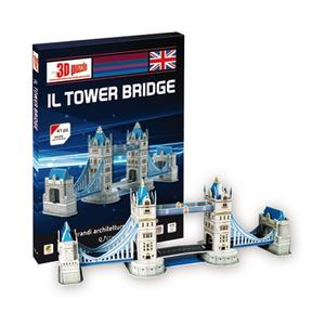Puzzle 3D IL TOWER BRIDGE