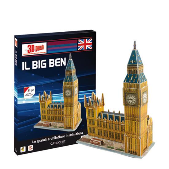 Puzzle 3D IL BIG BEN