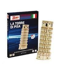Puzzle 3D LA TORRE DI PISA