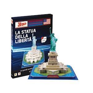 Puzzle 3D LA STATUA DELLA LIBERTA'