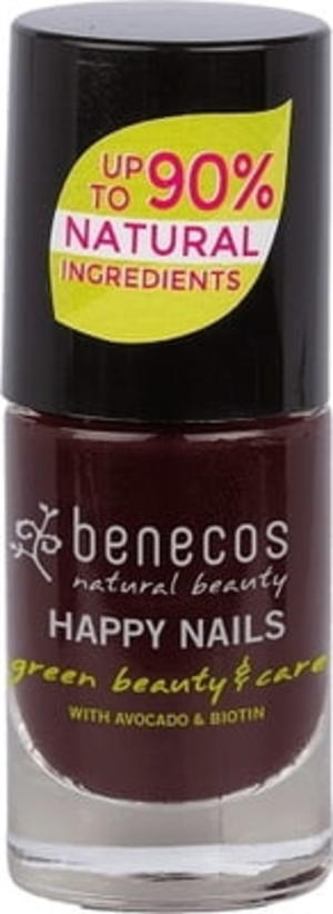 Benecos Happy Nails Smalto - Vamp