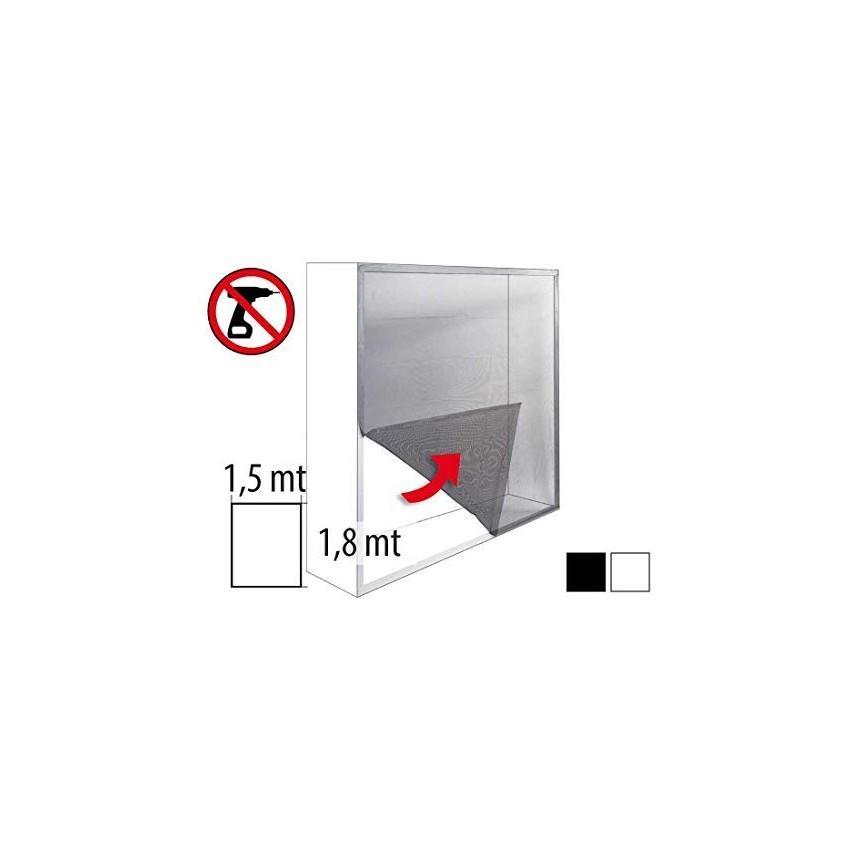 Zanzariera adesiva ''ecco'' cm 150x180 -