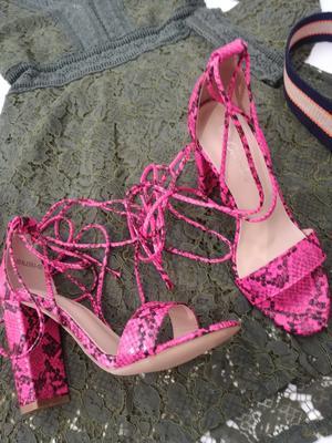 Sandalo Fucsia