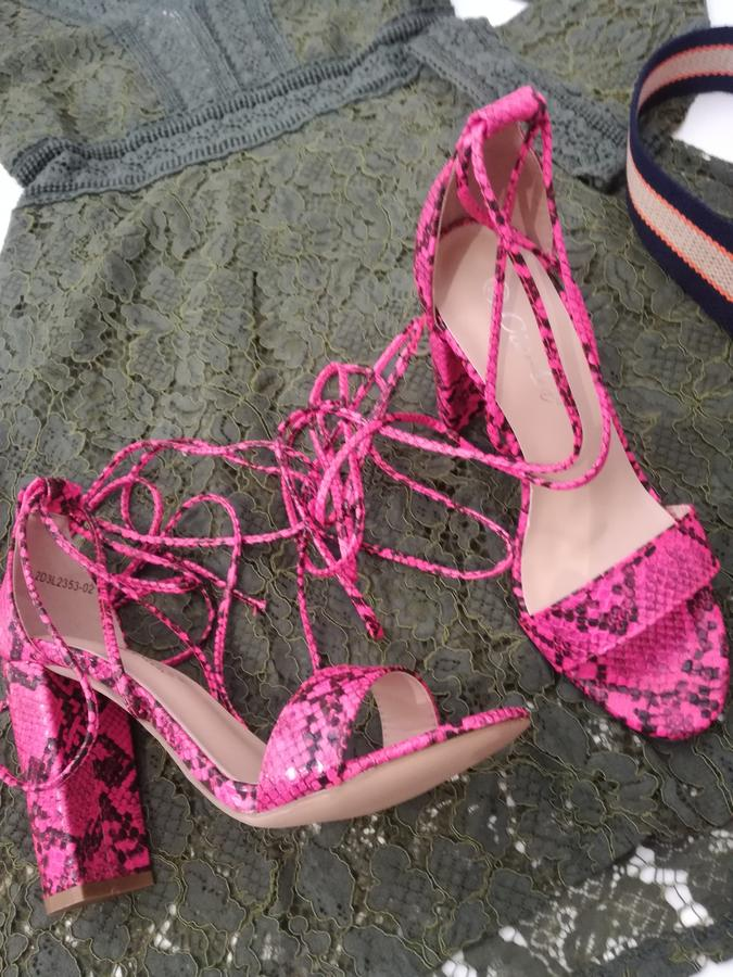 Sandalo FLUO