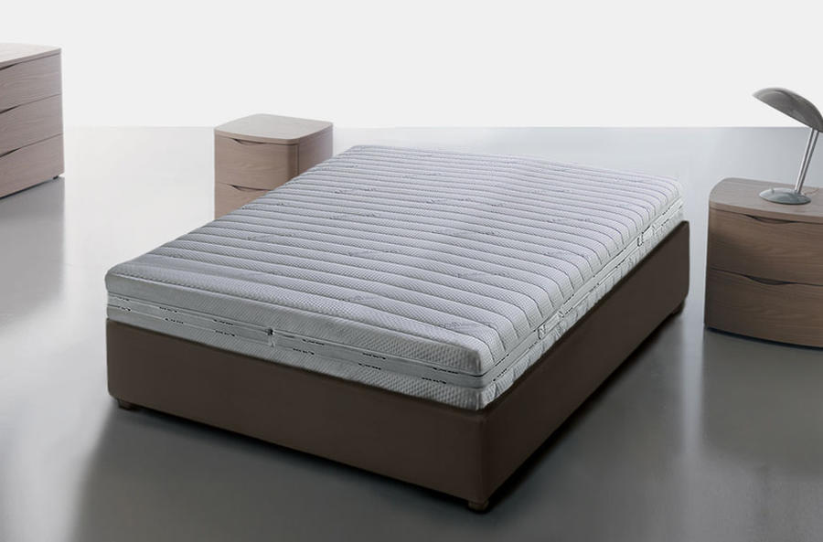 IMMAGIN COMFORT AIR  Composto in poliuretani evoluti con Memory. Sfoderabile