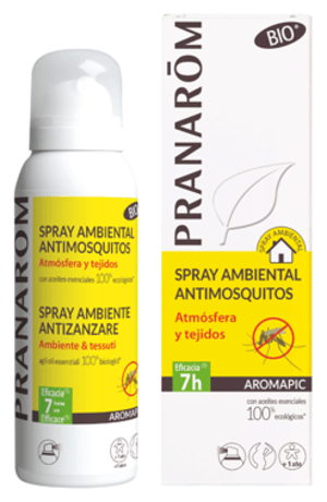 Spray ambiente e tessuti antizanzare