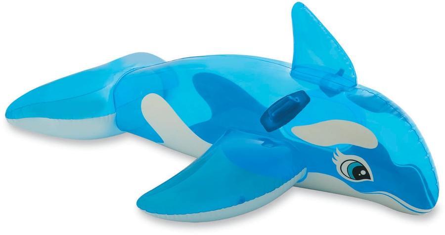 Orca Gonfiabile 152x144 cm Intex