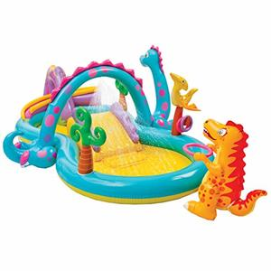 Playcenter Dinosauro 333x229 cm Intex