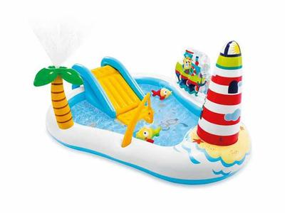 Playcenter Fishing 218x188 cm Intex
