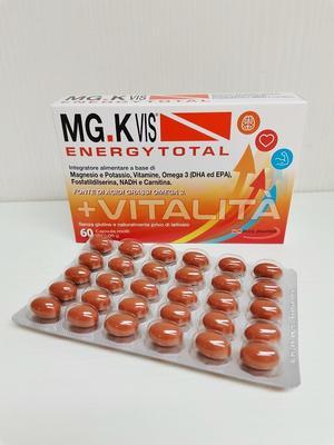 MGK VIS ENERGY TOTAL Capsule Molli
