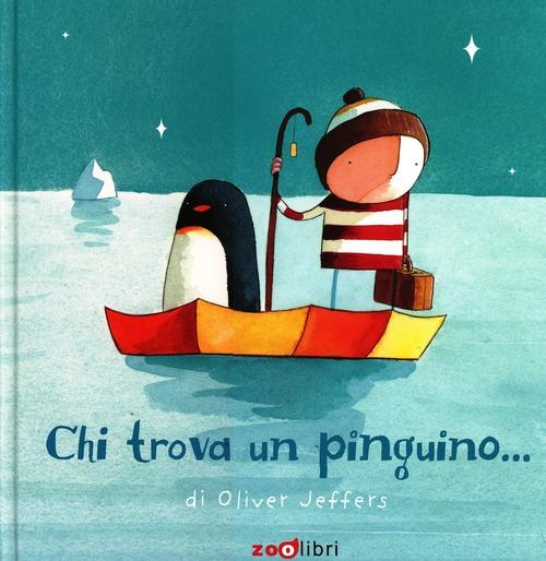 Chi trova un pinguino...