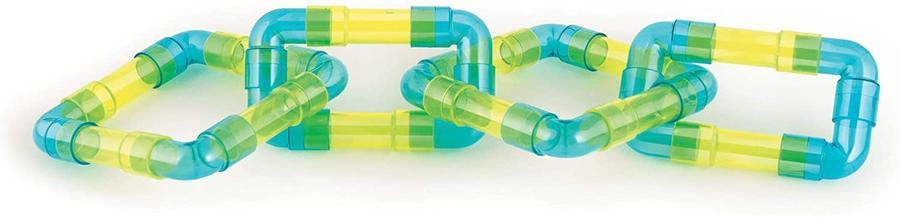 Gioco Tubation Transparent - Quercetti 4177 - 3-8 anni