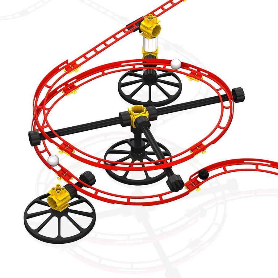 Roller Coaster Maxi Rail - Quercetti 6435 - 6-12 anni