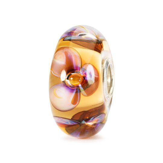 Beads Violette Ambra Trollbeads