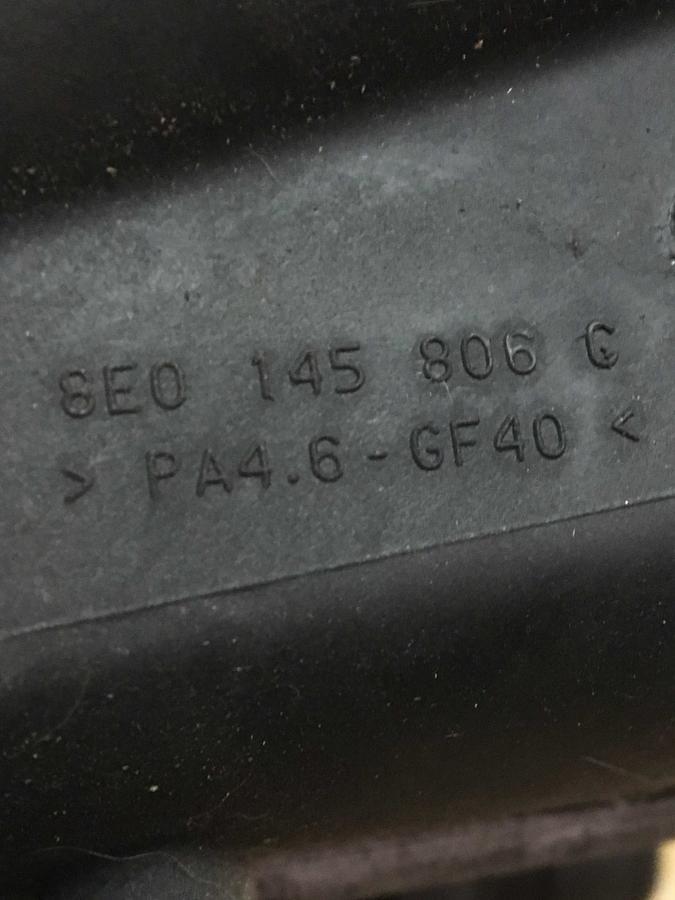 Radiatore Intercooler Audi A4 - 8E0145806C