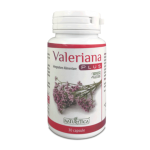 Naturetica - Valeriana plus cps