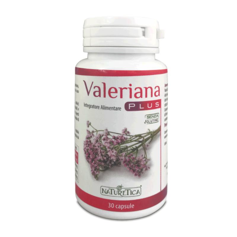 Naturetica - Valeriana plus cps