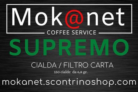 """150 Filtro Carta ESE 44 - MOK@NET  """" SUPREMO """""""