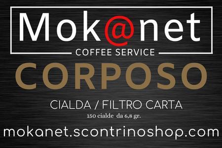 "150 Filtro Carta ESE 44 - MOK@NET  "" CORPOSO """