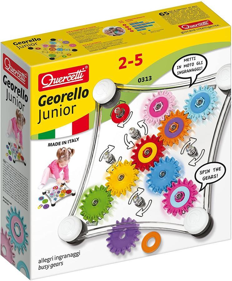 Georello Junior - Quercetti 0313 - 2-5 anni