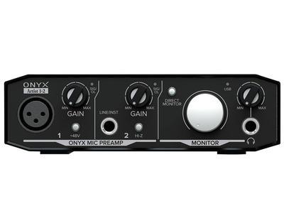 SCHEDA AUDIO USB MACKIE Onyx Artist 1.2