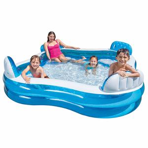 Piscina 4 Sedute 229x229x h 66 cm Intex