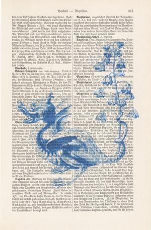 "Art On Words:""Blue Dragon"""