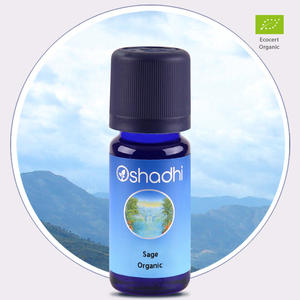 Oshadhi - Salvia olio essenziale bio
