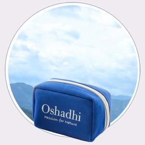 Oshadhi - Pochette per 6 oli essenziali