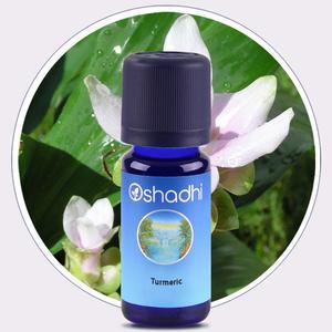 Oshadhi - Curcuma olio essenziale