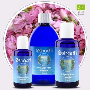 Oshadhi - Acqua aromatica di Rosa bulgara bio