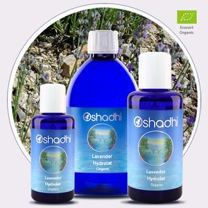 Oshadhi - Acqua aromatica di Lavanda bio