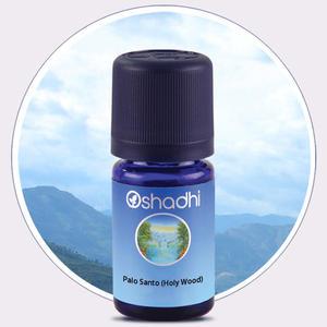 Oshadhi - Palo Santo olio essenziale