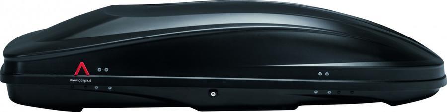 Box Auto G3 Spark 480 Nero Opaco 22.407
