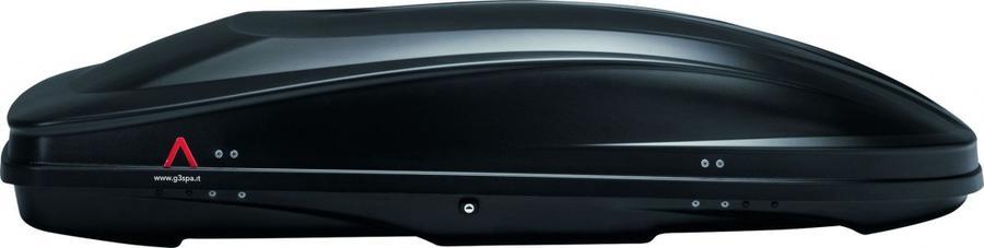 Box Auto G3 Spark 520 Nero Opaco 22.406
