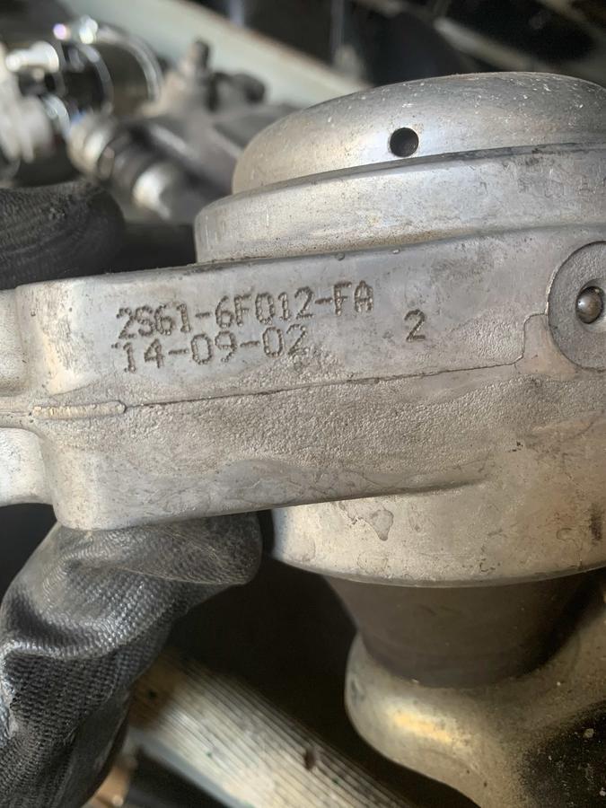 Supporto Motore Cambio Ford Fiesta - 2S61-6F012-FA