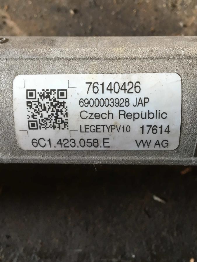Scatola Sterzo Volkswagen Polo - 6C1423058E