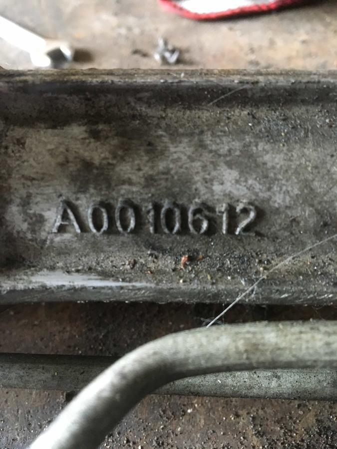 Scatola Sterzo Peugeot Bipper - A0010612