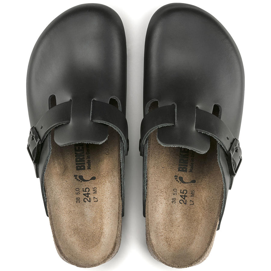 Birkenstock - Boston SL - Black