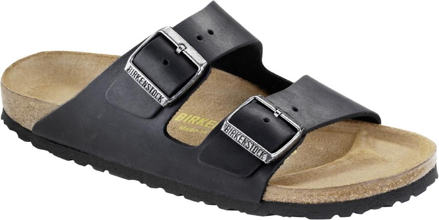 Birkenstock - Arizona - Black Oiled