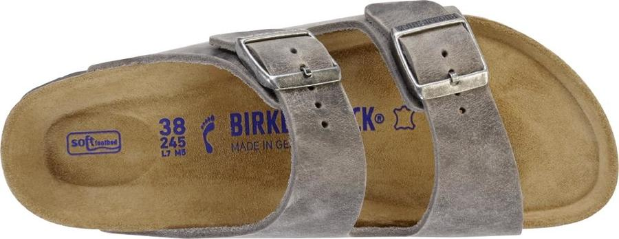 Birkenstock - Arizona SFB - Iron