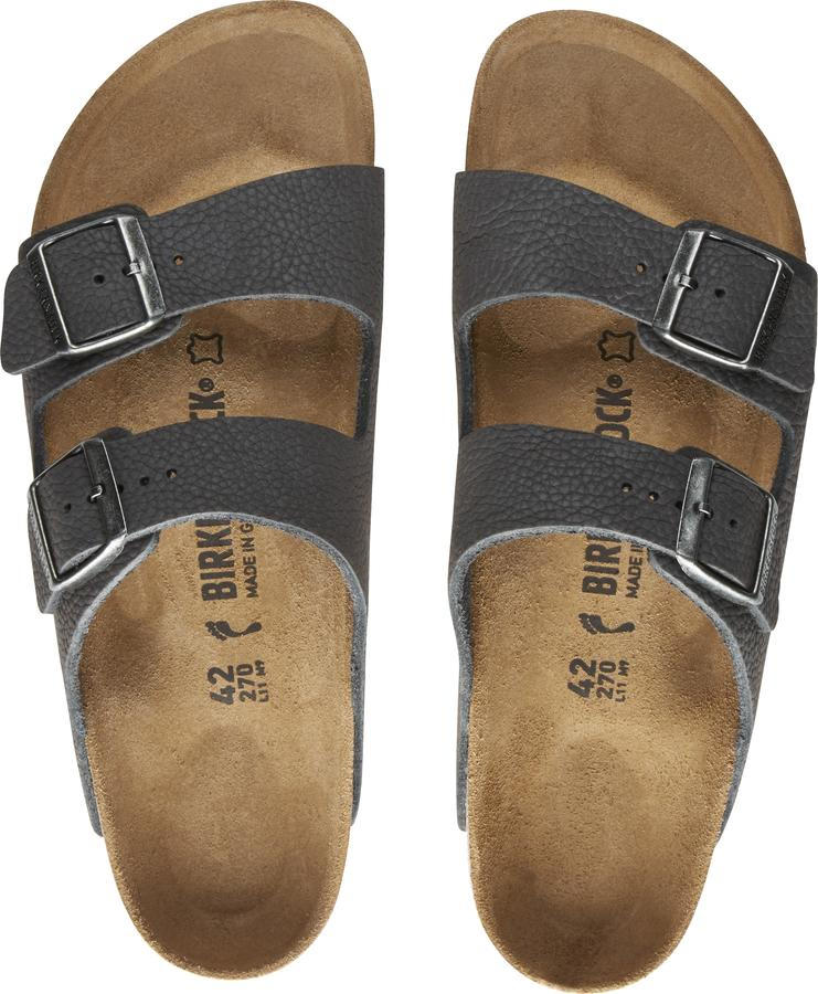 Birkenstock - Arizona  - Steer Soft Grey