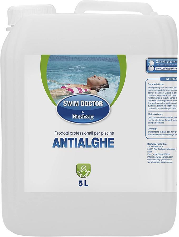 Antialga Disponibile nei formati 1 - 5 - 10 L
