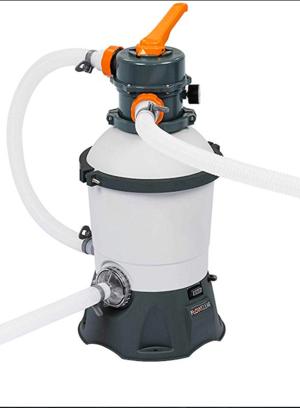Pompa Filtraggio a Sabbia per Piscina 3028 lt/h