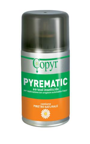 Bomboletta Pyrematic