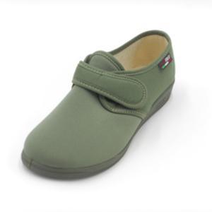 Pantofole in tela con tomaia elasticizzata Gaviga