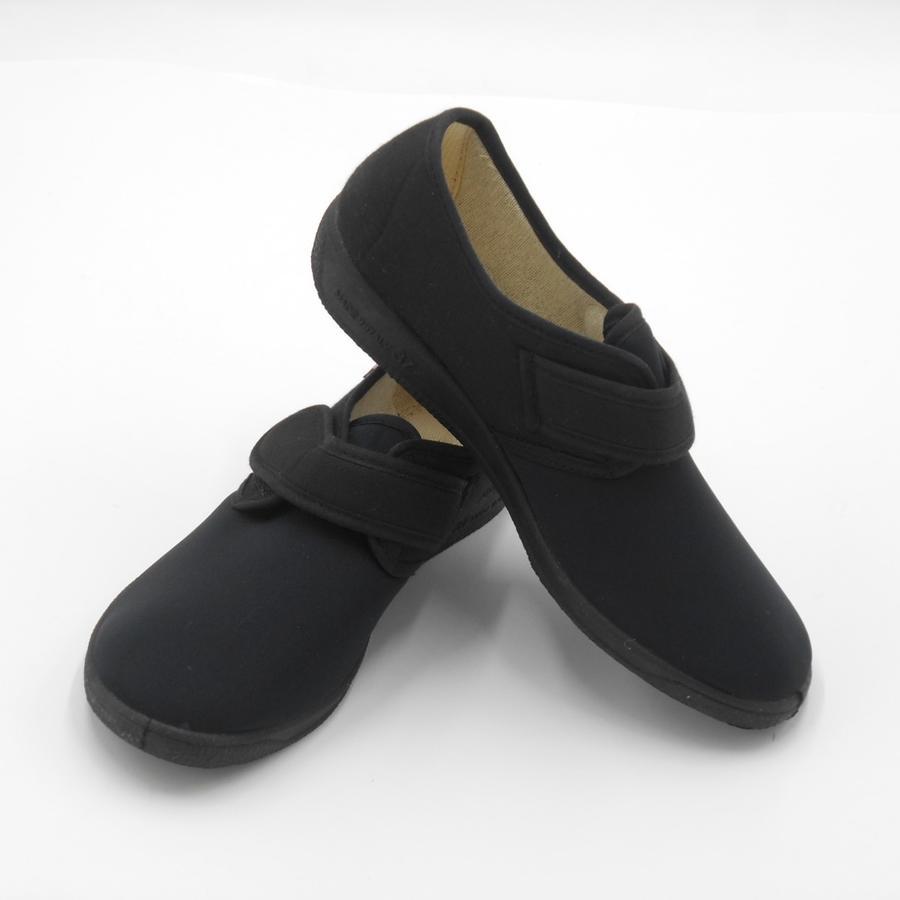 Pantofola estiva donna con tomaia elasticizzata Gaviga